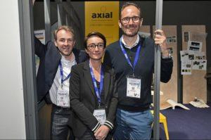 Axial Design est partenaire de l'Odyssée des entrepreneurs 2020