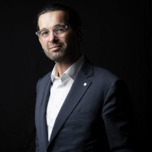 Samuel Minot, Président de la Fédération du BTP Rhône & Métropole, partenaire de l'Odyssée des entrepreneurs 2021