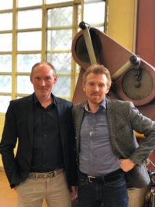 Les chocolats Voisin, partenaires de l'édition 2020 de l'Odyssée des entrepreneurs