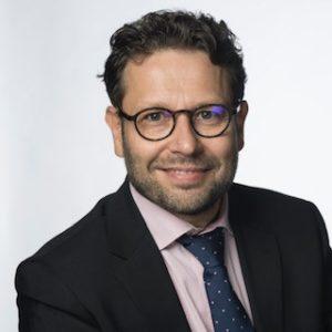 Thierry Raevel, délégué régional Auvergne Rhône-Alpes d'Engie, partenaire de l'Odyssée des entrepreneurs 2020