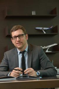 Tanguy Bertolus, Président du directoire et CEO, Aéroports de Lyon, partenaire de l'Odyssée des entrepreneurs 2021
