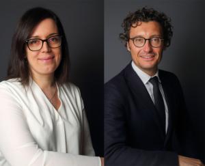 Sandrine Vala & David Laurand, avocats associés chez Simon LV, partenaires de l'Odyssée des entrepreneurs 2020