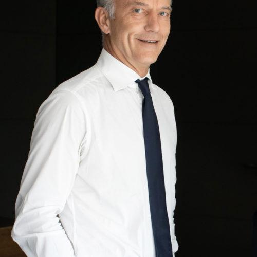 Patrick Martin nomme Vice-President du Medef auprs de Geoffroy Roux de Bezieux apres son election. Paris, FRANCE-03/07/2018